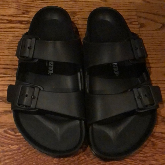 2e739c6e266 Birkenstock Other - Birkenstock Arizona EVA Black 10 Medium